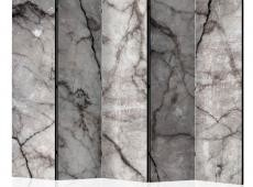 Paraván - Grey Marble II [Room Dividers]
